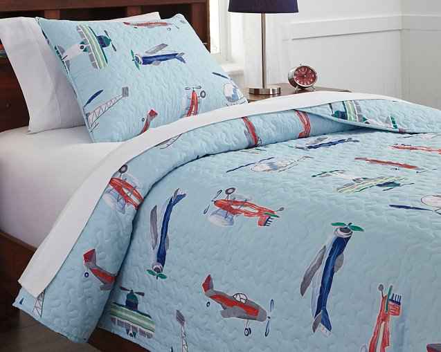 McAllen Signature Design by Ashley Quilt Set Twin