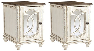 Realyn 2-Piece End Table Set