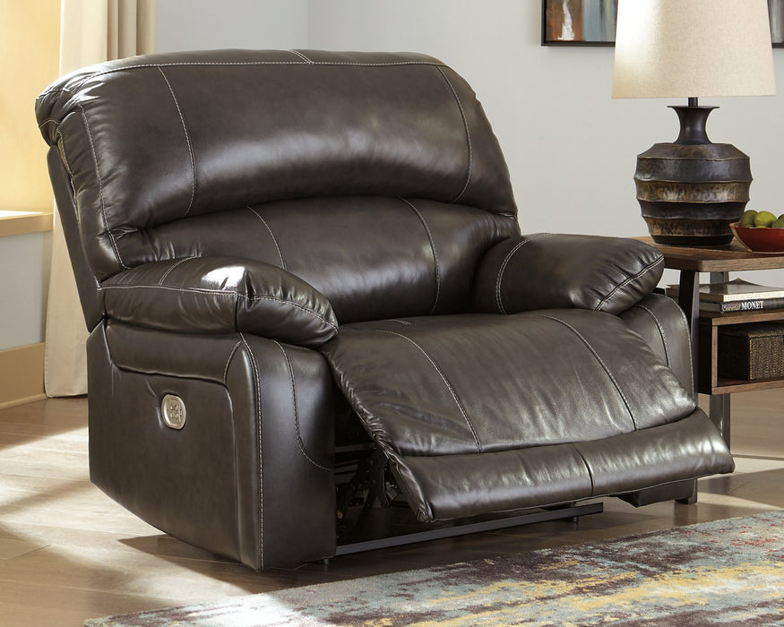Hallstrung Signature Design by Ashley Recliner