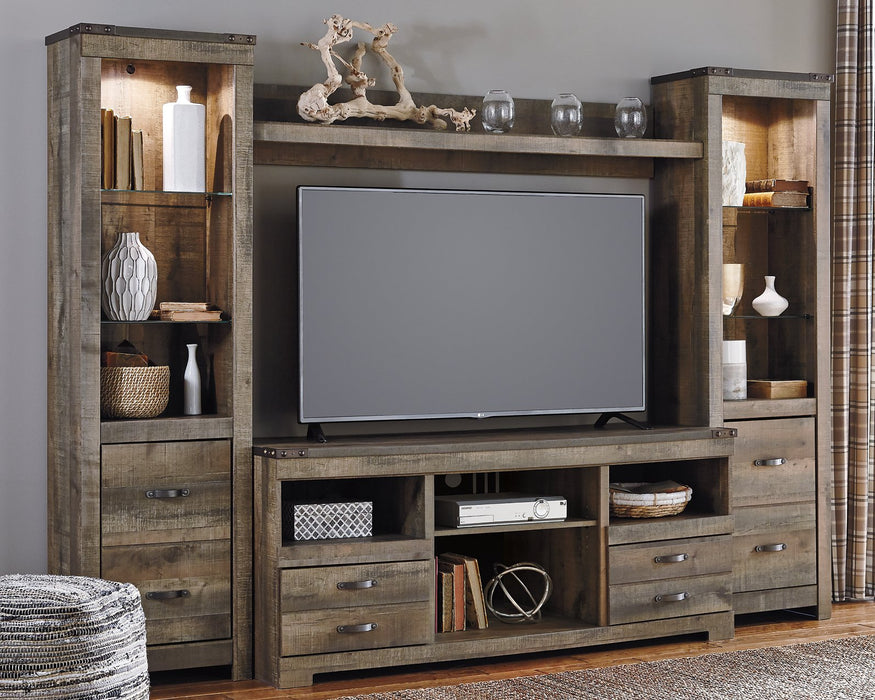 Trinell Signature Design by Ashley Entertainment Center