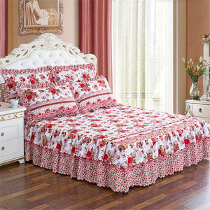 Bed Skirt Thickened Sheet