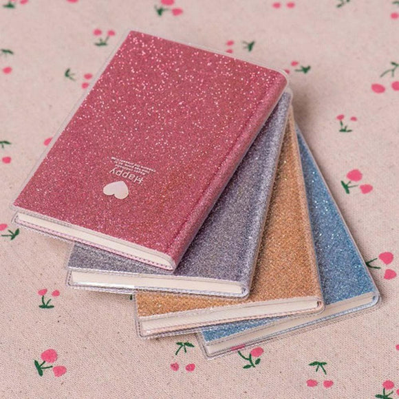 Notebook Paper Diary School