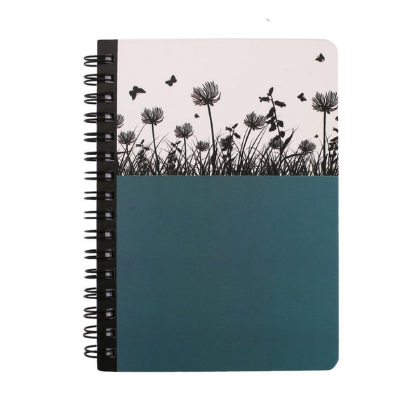 Hard Cover Notebook Writing