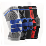 Weaving Silicone Knee Pads