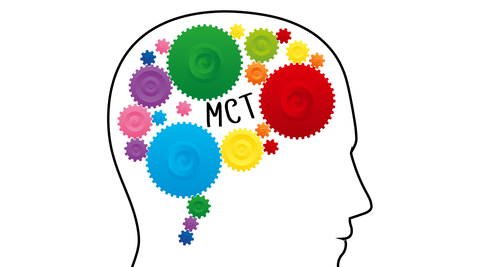 How MCT Fires Up Brain Function