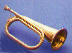 Civil War Cavalry Bugle