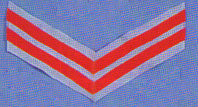 Civil War Chevrons for Corporal