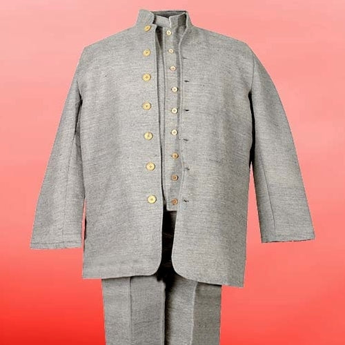 Confederate Jean Wool Suit - Jacket