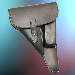 SS P-38 Soft Shell Holster - Marked