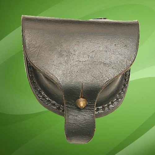 Civil War Cap Pouch