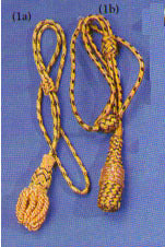 Navy Officer's Sword-Knots