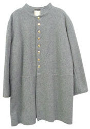 Confederate Enlisted Frock Coat - 50R-54R