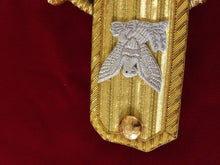 Load image into Gallery viewer, Rank Insignia Colonel for Epaulettes