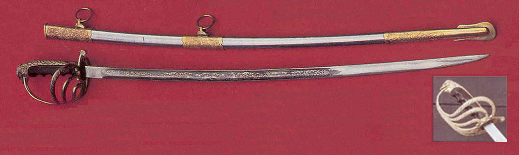 M1902 Army Officer's Presentation Sword