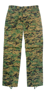 BDU Pants - Digital Camo