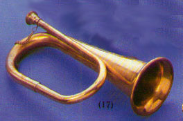 Confederate Civil War Bugle