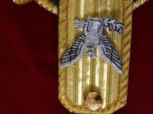 Rank Insignia Colonel for Epaulettes