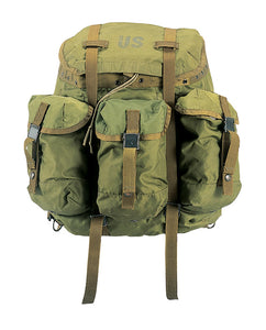 Alice Pack with Frame - Genuine G.I., Large, Used