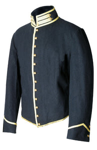 Union Unlisted Shell Jacket Trimmed in Unit Color. M1858