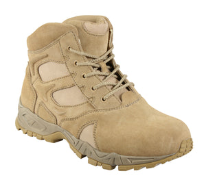Military Boot - Forced Entry Deployment in Desert Tan