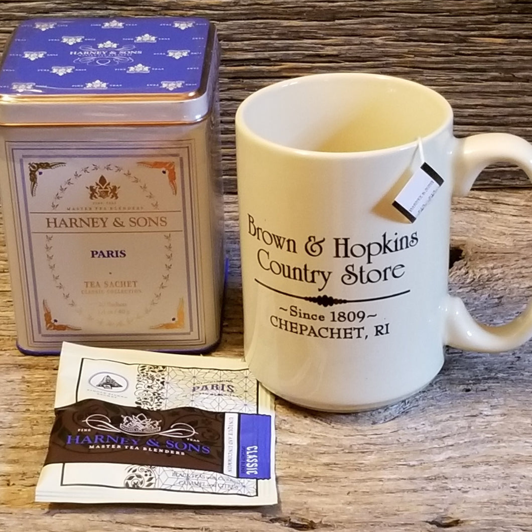 Teas by Harney & Sons
