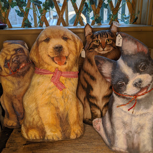Dog and Cat Doorstops