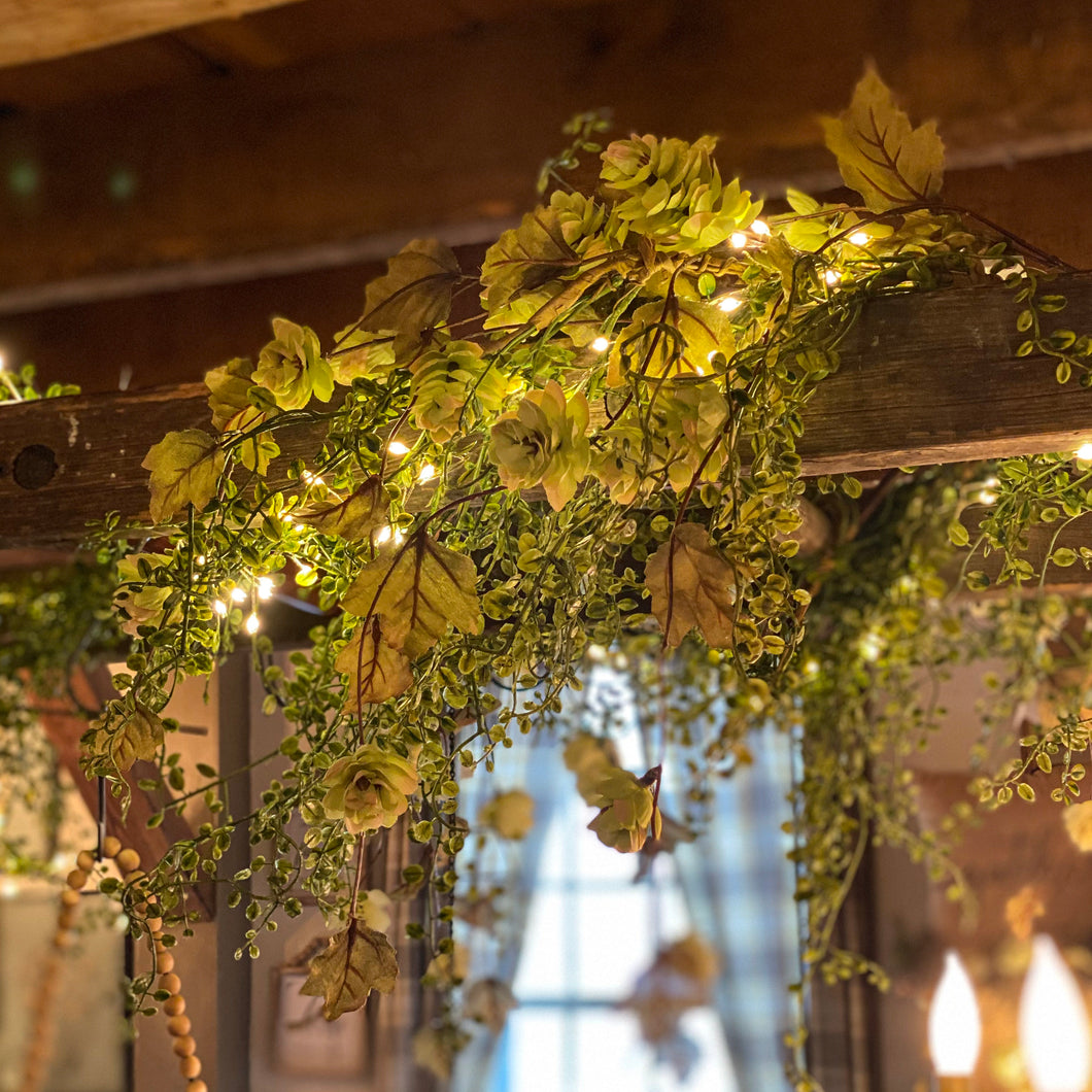 With these Cascading Hops Floral Picks you can bring all the feels of summer indoors!