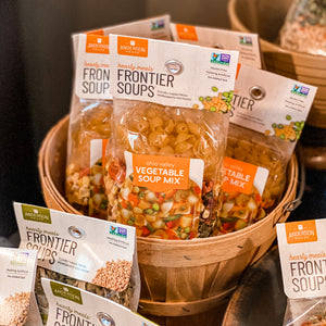 Soup Mixes by Frontier