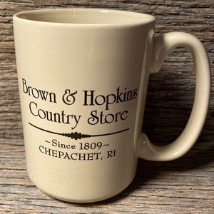 Brown and Hopkins Country Store Mug