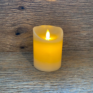 Natural Flame Candle