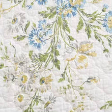 Load image into Gallery viewer, Bring the romance of a fresh spring garden to your bedroom with our Wildflower bedding collection.