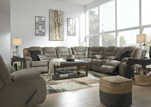 Ashley 101 McCade 3 Piece Sectional