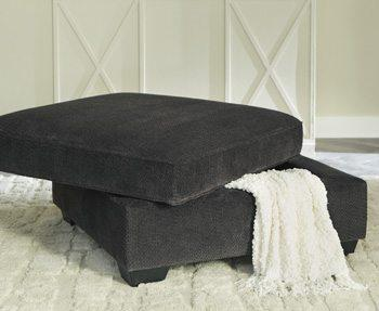 Ashley 141 Charenton Ottoman with Storage