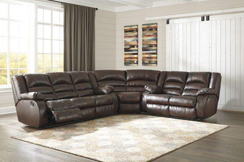 Ashley 170 Levelland PWR Reclining Sectional