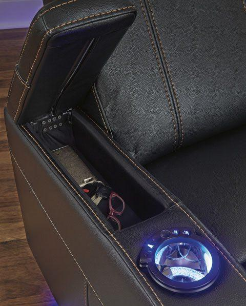 Boyband Power Recliner Console