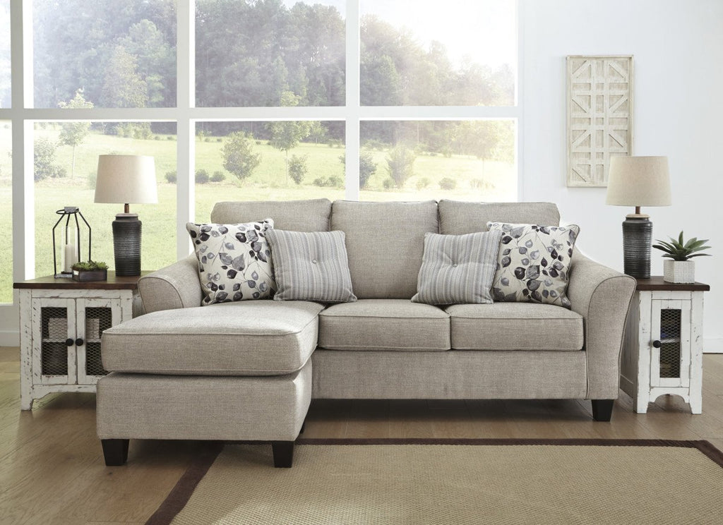 Superb Ashley 497 Abney Sofa Chaise Best Furniture Gmtry Best Dining Table And Chair Ideas Images Gmtryco