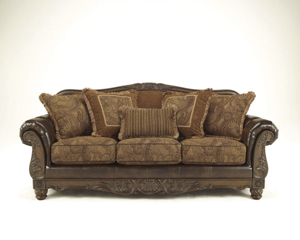 Ashley 631 Fresco Package Deals - Sofa and Loveseat