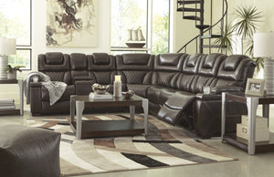Ashley 754 Warnerton Sectional