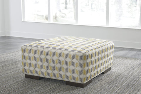 Ashley 94802 Fallsworth Oversized Accent Ottoman