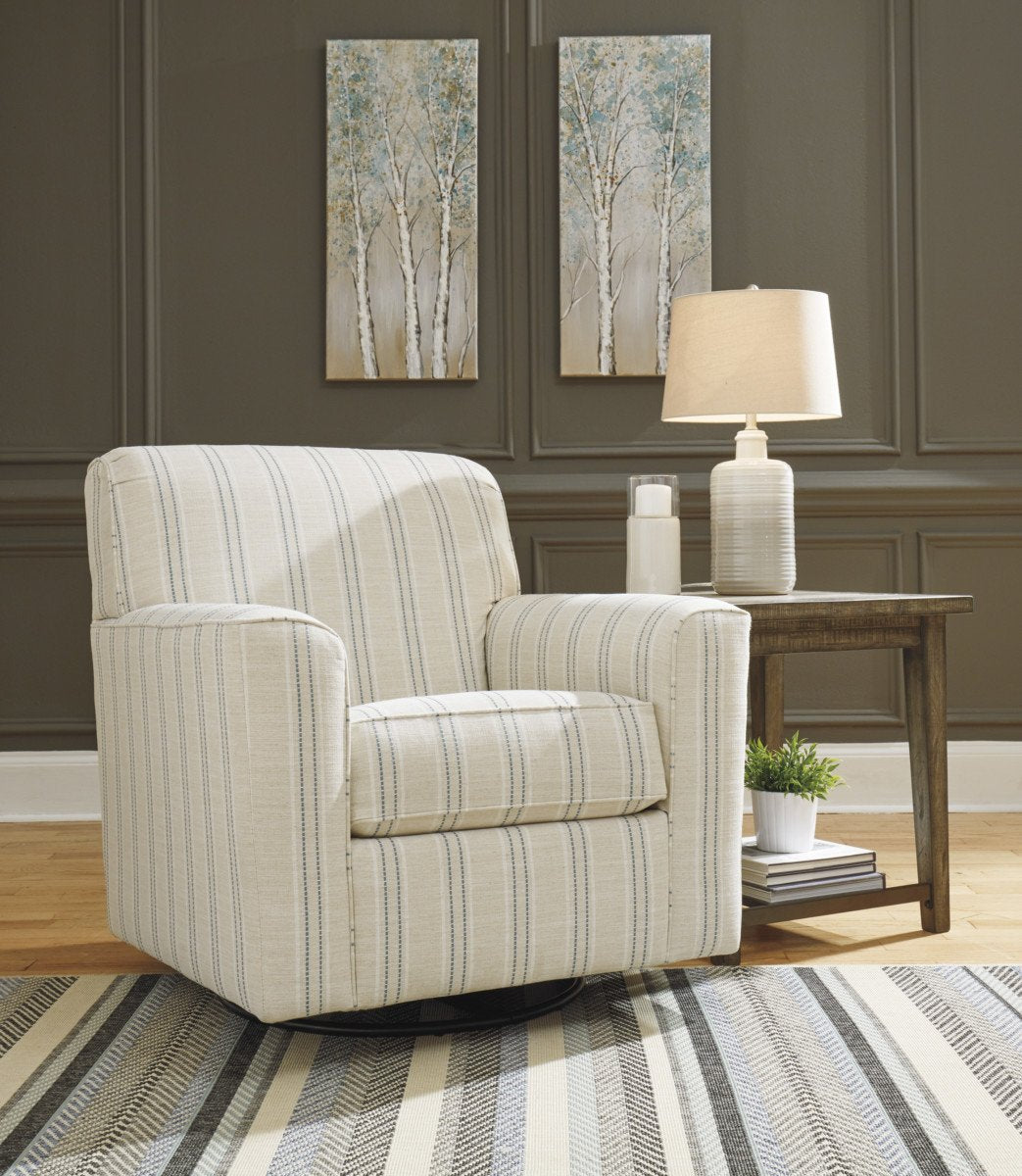 Ashley 989 Alandari Swivel Glider Accent Chair