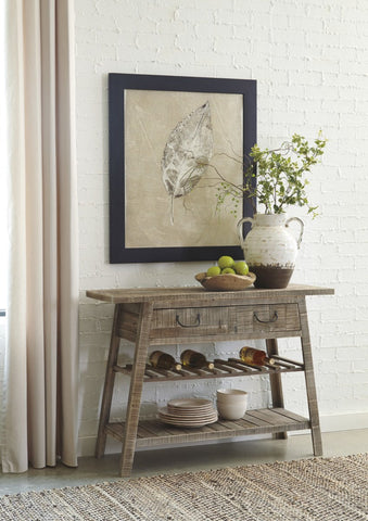 Ashley A400 Camp Ridge Console Sofa Table