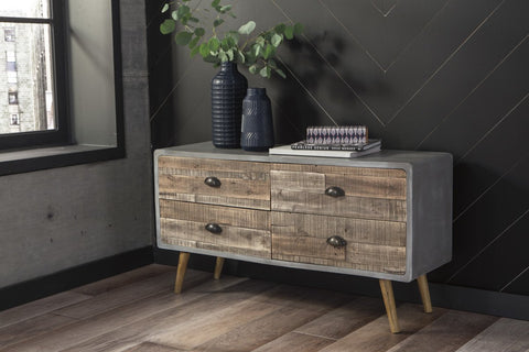 Ashley A400 Console Sofa Table
