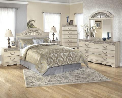 Ashley B196 Catalina Bedroom Collection