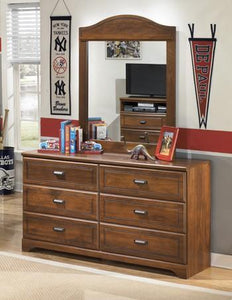 Ashley B228 Barchan Dresser