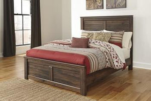 Ashley B246 Quinden King Panel Bed