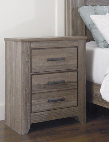 Ashley B248 Zelen Night Stand