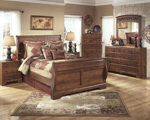 Ashley B258 Timberline Bedroom Collection