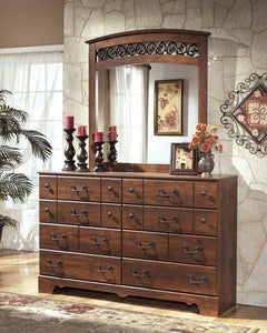 Ashley B258 Timberline Mirror