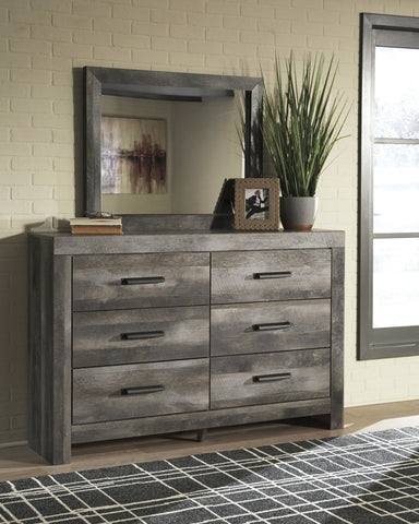 Ashley B440 Wynnlow Dresser