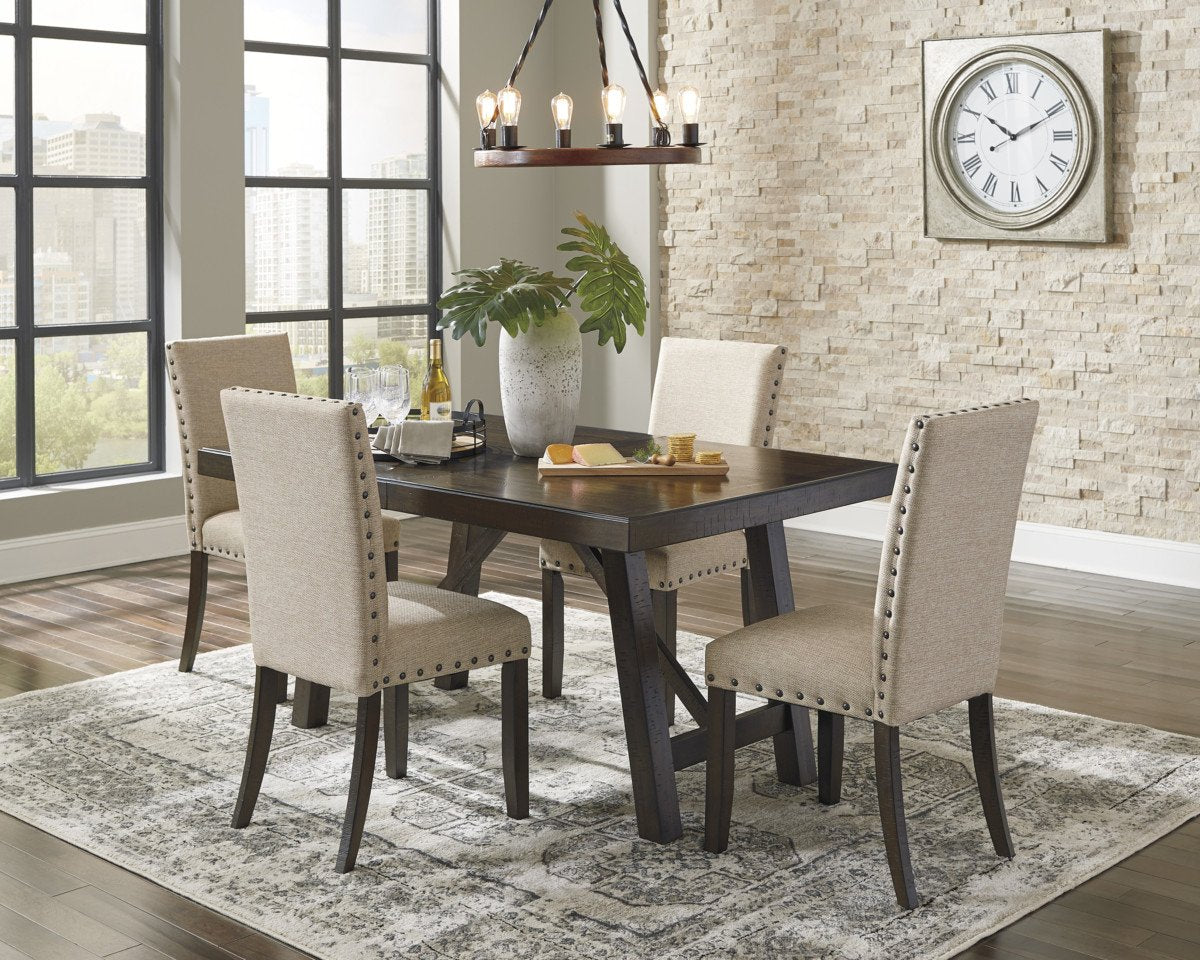 Ashley D397 Rokane Dining Room EXT Table